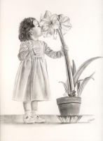 Smell the Flowers by michellebrown