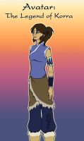 The Legend of Korra by SheWhoWalksWithThee