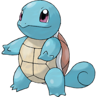 Squirtle Cursor by XL-SwAt
