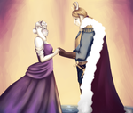 Once Upon a Time in the Kingdom of Monsters... by twiliunicorn