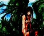 Act in forest by Shamai