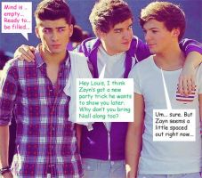 One Direction - Liam baits Louis (Part 4) by 82oz