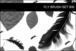 butterfly-stock_brush set 006 by butterfly-stock