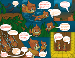 Wayne and Roie Treasure Hunting by BuizelCream