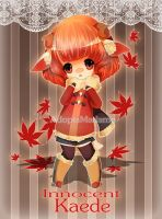 ADOPTABLE AUCTION -The Innocent Kaede- (CLOSED) by PiraruChan