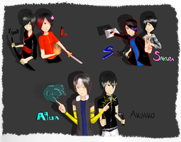 Avatars and Users - updated versions of users by darkharukan