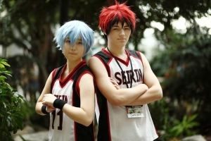KnB- The 'Rookie' Duo by Nepesi