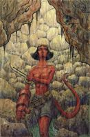 Hellgirl by soliton
