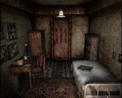 Silent Hill 3 Alessa's room by ParRafahell