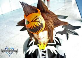 Halloween Town Sora ::03 by Cvy