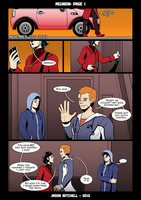 DU: REUNION Page 1 by VexusVersion