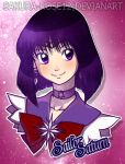 Sailor Saturn by Sakura-Rose12