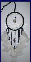 Dragon Dreamcatcher by CrystalJoy-Creations