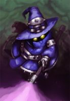 Veigar Fan Art by DustinWalkerArt