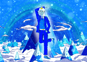 AT: Cool Ice King by Dead-Batter