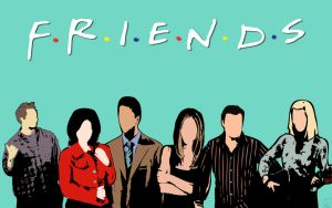 Friends wallpaper by The-Sun-King