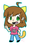 It's a me! --id maybe-- by dovepaw3000