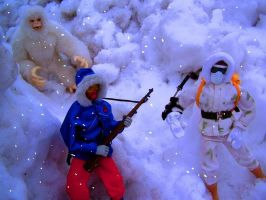 GI-Joe- the Search for the Abominable Snowman  3 by Jamesbaack