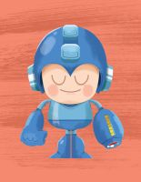 Megaman by TheBeastIsBack