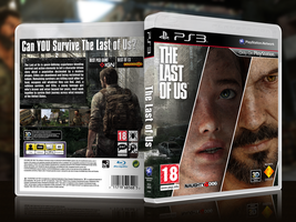 The Last of Us Box Art by Birdie94jb