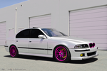 Pink Rims by Webby-B