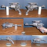 Alien Blaster Assembled by billybob884