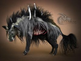 Lord of the Flies Room Guardian FOR AUCTION! by AnyaBoz