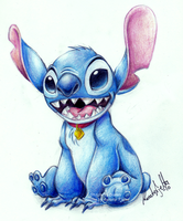 Stitch by nor-renee