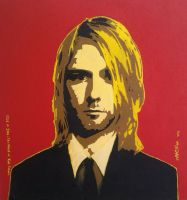 Been a Son: The Ghost of Kurt Cobain by zephyro33