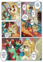 MLP - Cooking Quest page 2 by Dormin-Kanna