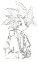 Yugi: Solver of the Puzzle by ChibbyLink