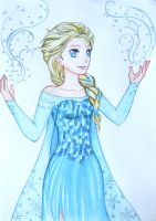 Elsa by super-kid-girl