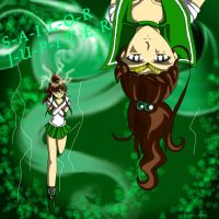+Sailor Jupiter+ by UNIesque
