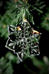 Christmas Ornaments: Snowflake by LDFranklin