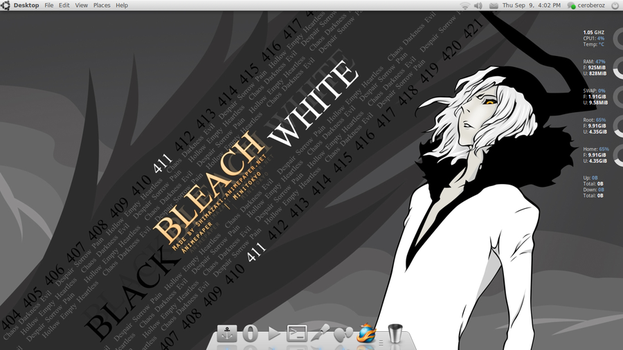 Bleach : Fade to Black by ceroberoz