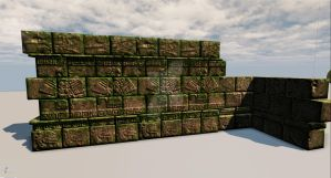 Aztec_wall_UDK_Sample by FallenChaos619