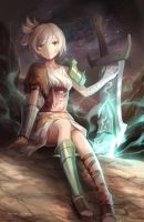 Riven by Kyuriin
