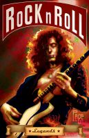RnR Legends_Jimmy Page by Hubner