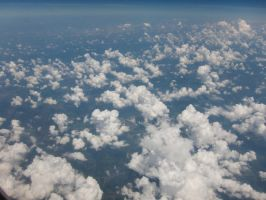 Clouds 9 by chocolateir-stock