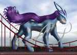 Giant Suicune by StampyDragon