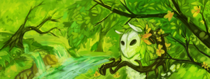 World of adonia banner contest entry by empiredog