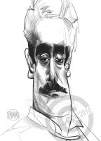 Giacomo Puccini by RussCook