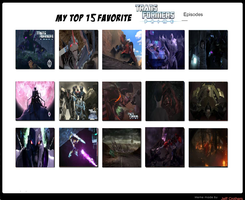 My Top 15 Favorite Episodes of Transformers Prime by Mr-Wolfman-Thomas
