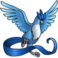 Articuno by pokemonfactory