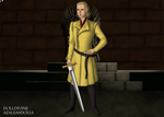 Lancel Lannister: Game of Thrones Doll Maker by LadyMarinaKa-Fai