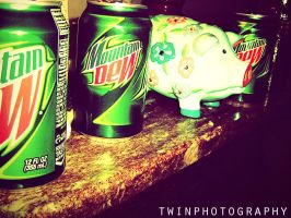 mountain dew by twinphotography
