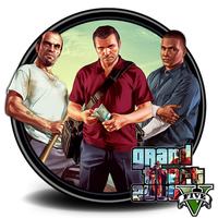 Grand Theft Auto V-v5 by edook