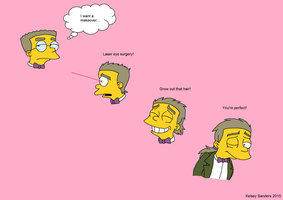 How to Make Smithers Look Good by KelseyEdward