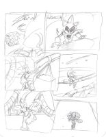 Sonic Chaos Part One/Phase Two/Page Sixteen by AshuraTheHedgehog199