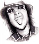 Synyster Gates by iluv2rock99